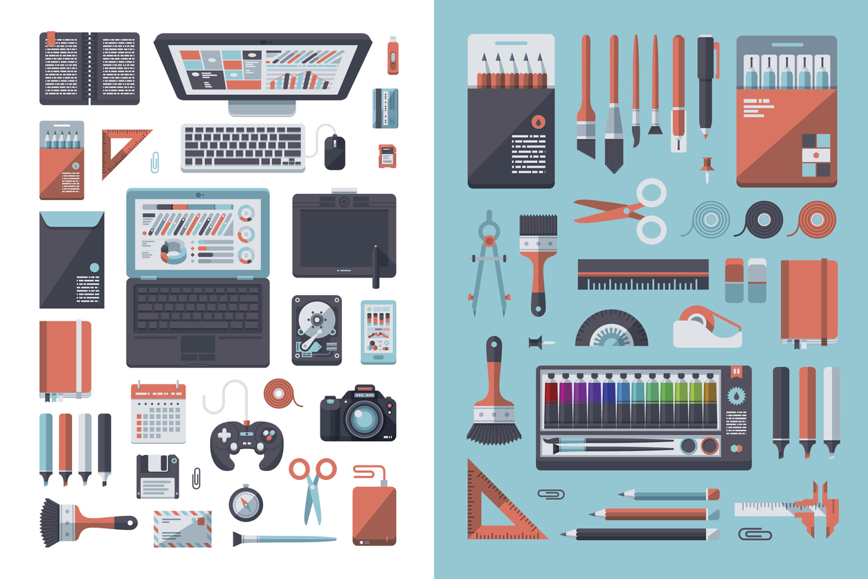 Branding Office Supplies: Benefits of Putting Your Logo on Company Devices and Equipment